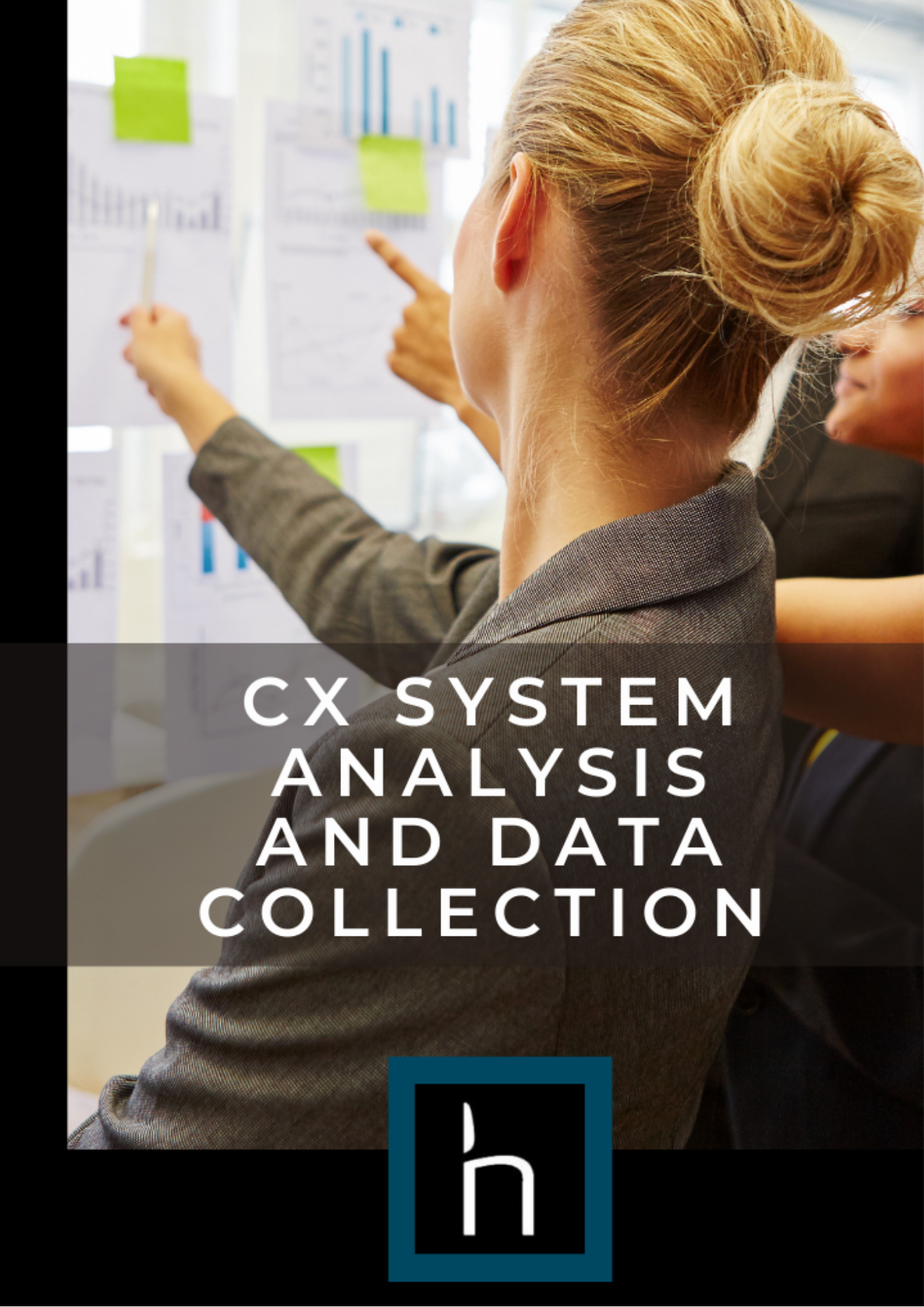 Blackchair - Brochures - CX system analysis and data collection