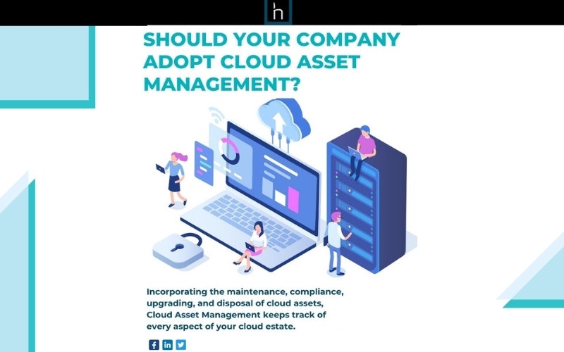 The Blackchair - Infographic - Should Your Company Adopt Cloud Asset Management